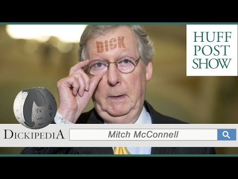 Dickipedia: Mitch McConnell