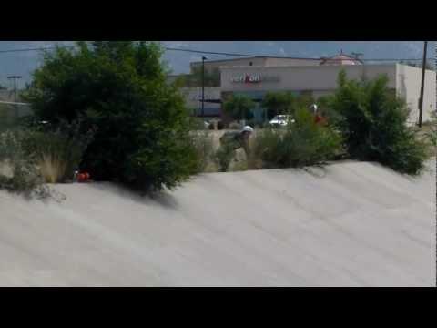 Eric Jensen - skate trip 2012