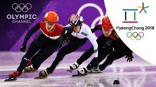 Short Track Speed Skating Recap | Winter Olympics 2018 | PyeongChang