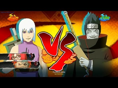 Naruto Shippuden: Ultimate Ninja Storm 2 [HD] - Suigetsu Vs Kisame