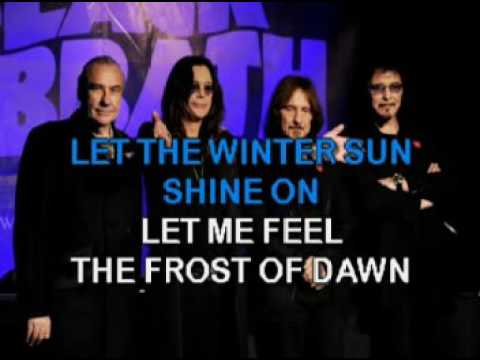 Black Sabbath   Snowblind