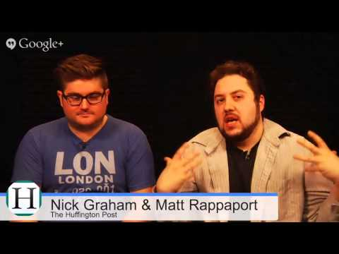 Huffpost 2014 Oscars Recap Show w/Matt Rappaport and Nic Graham