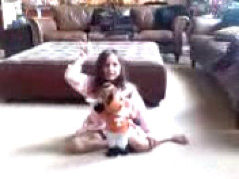 Forget Obama Girl...here's Texas Longhorn Girl! Video