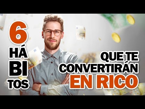 ??6 HÁBITOS que te Convertirán en RICO ??Los Hábitos de las Personas EXITOSAS