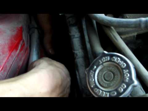 Replace center mount right side Dodge Neon