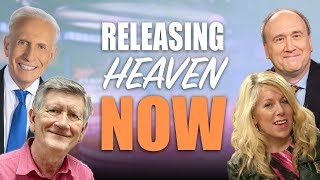 Releasing Heaven NOW with Kevin & Kathi Zadai & Mike Thompson | Sid Roth LIVE