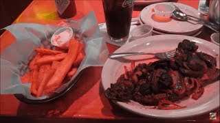 16 OUNCE SIRLOIN STEAK DINNER AT TEXAS ROADHOUSE