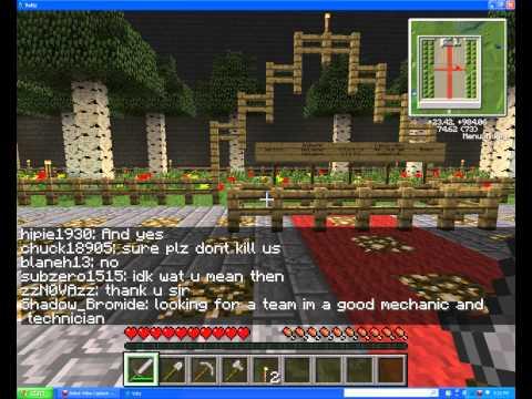 awsome minecraft-volts server