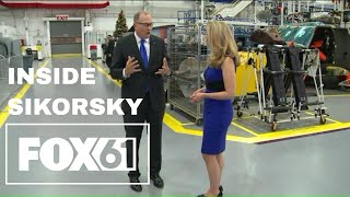 WorkinCT: Exclusive look inside Sikorsky as it gets ready for powerful military helicopter