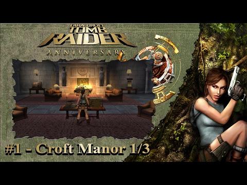 Croft Tomb Tomb Raider Anniversary Croft
