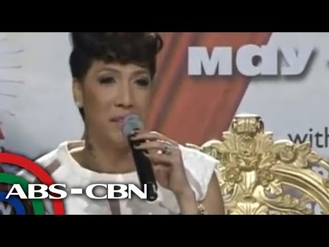 Vice Ganda on Nancy Binay: 'Senador agad?'