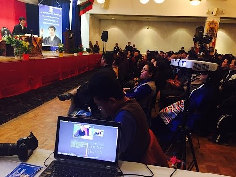Public Speech by Sikyong Lobsang Sangay in NYC (Feb 14, 2016)