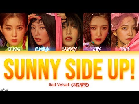 Download Red Velvet 레드벨벳 - 'Sunny Side Up!' S HAN|ROM|ENG COLOR CODED 가사 Mp4 baru