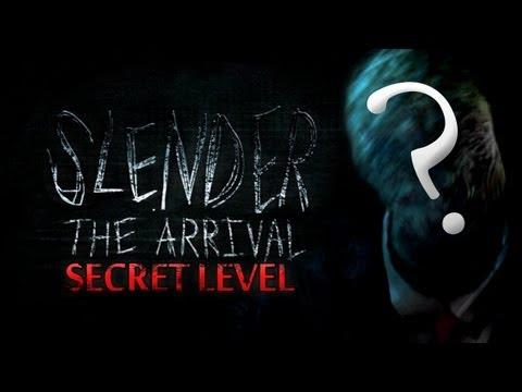 WHO IS SLENDER MAN? - Slender: The Arrival (Secret Level) Revealed