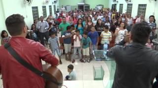 Jonas & Anilson Carro de Fogo (Sertanejo Universitário gospel Arocha)