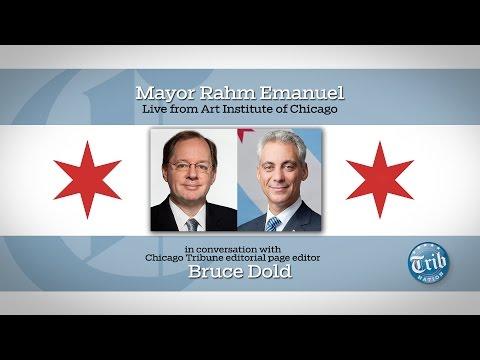 Trib Nation: Mayor Rahm Emanuel
