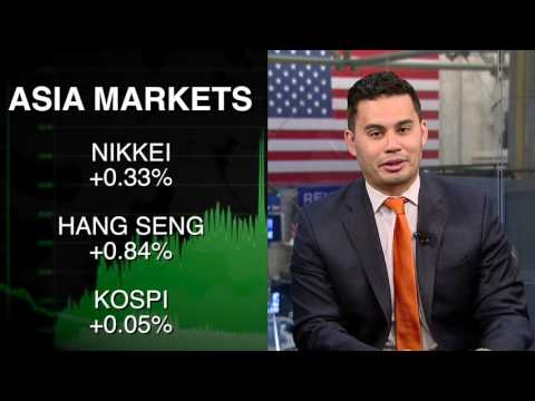 05/16: Stock futures positive ahead of data, Asia stays positive, SP500 in focus