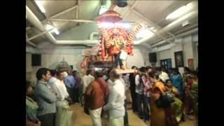 tamil bakthi padal -  Gananathan thirupadham  by  K.Sharma  .wmv