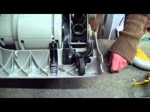 dyson dc33 belt change instructions