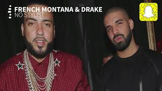 French Montana No Stylist Clean Ft Drake