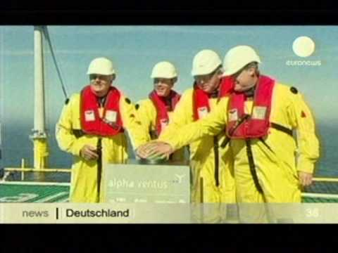 Wind-farm offshore Germany, while voters are not persuaded