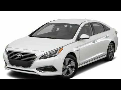2017 Hyundai Sonata Plug-In Hybrid Video