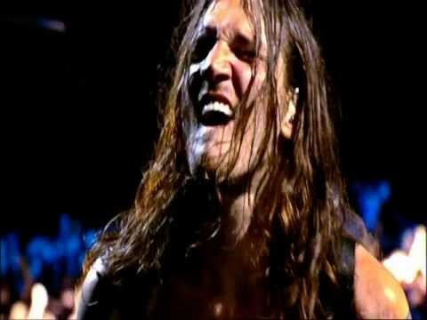 Red Hot Chili Peppers - Slane Castle Jam