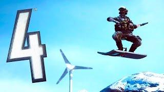 Battlefield 4 Random Moments #93 (Everything Flies!)