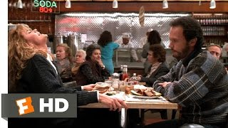 Video clip When Harry Met Sally... (6/11) Movie CLIP - I&#39ll Have What She&#39s Having (1989) HD