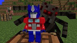 Monster School All Series - Minecraft Animation