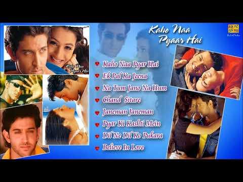 Kaho Naa Pyaar Hai [2000] | | Hrithik Roshan & Ameesha Patel | Bollywood Romantic Songs | Jukebox