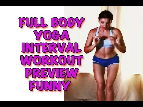 Full Body Pilates Workout Yoga Shaping Legs Preview