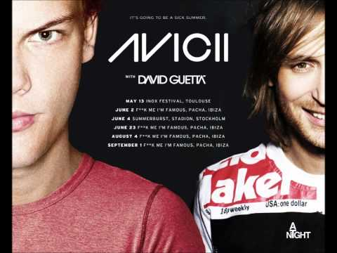 David Guetta & Avicii vs. Laidback Luke - Till Sunshine (Pixel Cheese Bootleg)