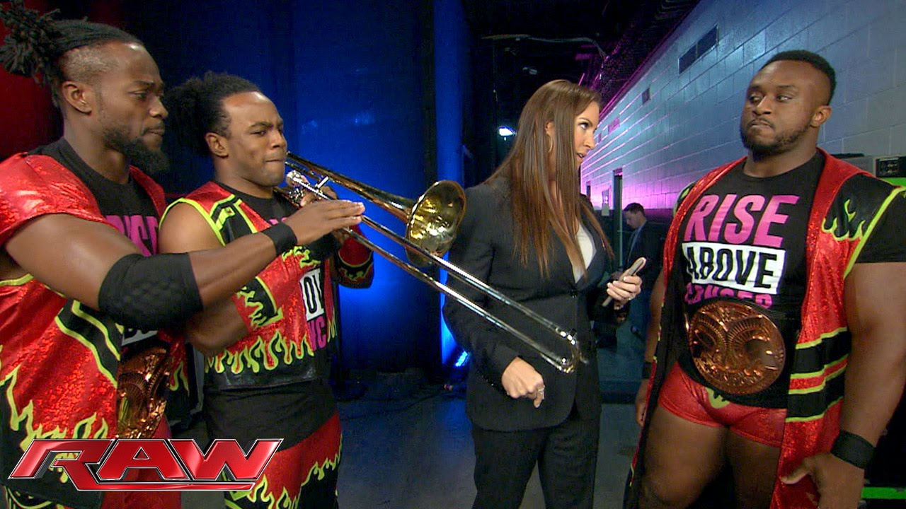 "Stephanie McMahon sends The New Day to ""Hell"": Raw, Oct. 5, 2015"