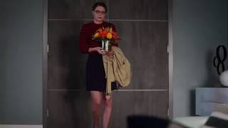 Lena finding out that Kara is supergirl [sg18]
