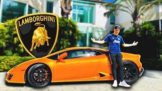 I BOUGHT A LAMBORGHINI HURACAN AT 22 YEARS OLD!
