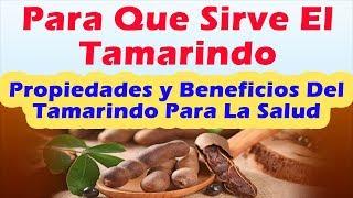 PARA QUE SIRVE EL TAMARINDO Propiedades Del Tamarindo y Sus Grandes Beneficios Para La Salud