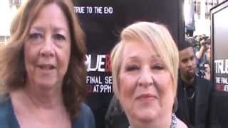 The Ladies of True Blood - Patricia Bethune and Dale Raoul