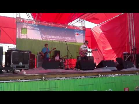 The Pelicans - Panic Attack [The Paddingtons cover](live at &quot;Na trave&quot; 12/06/2012)
