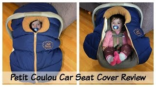 Best Winter Car Seat Cover - Petit Coulou Review