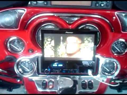 2011 Harley Ultra Limited Custom Sound System Youtube