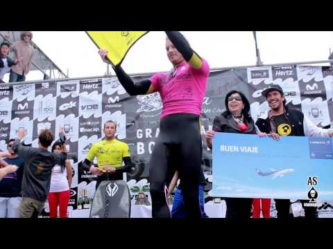 2013 GoPro IBA Arica Chilean Challenge - Highlights Final Day By Adriano Silveira