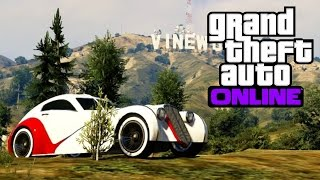 GTA 5 - Top 10 BEST STUNTS ?!