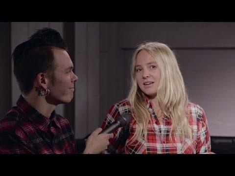 Lissie interview with Radio Nova Finland