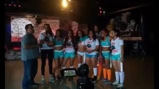 7-9-2016  EQUIPO  FOOT BALL AMERICANO FEMENIL SKILLS GDL AFC