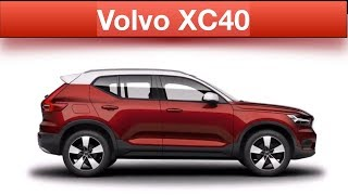 Volvo XC40 hybrid | 2019 | interior| review| specs | features| price | canada | cargurus | top 10s