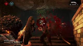 Gears of War 4 risa swarm II