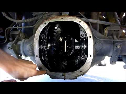 How to Change Rear Differential Fluid (Summary. Quick Version)