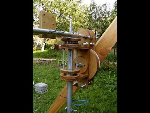 Ветряк своими руками генератор от камаза