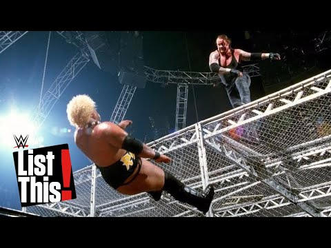 7 Superstars who fell off Hell in a Cell: WWE List This! thumbnail